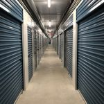 Inside Hall Storage Units