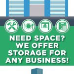 storage for businesses Blandon PA