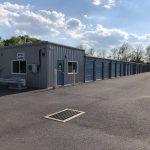 Image of Office & Outside Storage Units